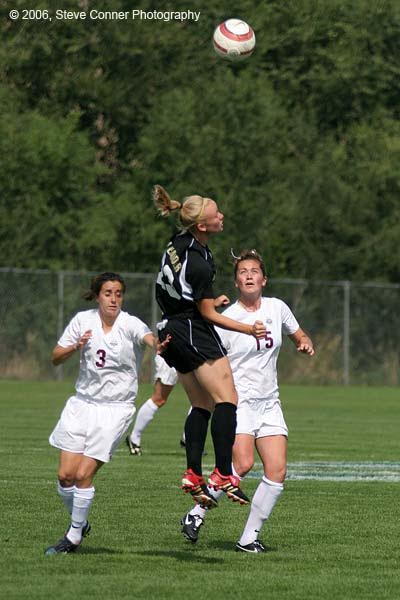 Mandy's Top 5 Reasons To Play College Soccer